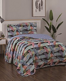 Bellamy 3pc King Quilt Set