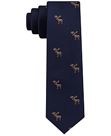 Tommy Hilfiger Little Boys Moose Tie
