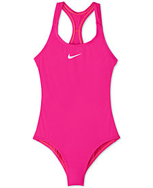 Nike Big Girls 1-Pc. Racerback Swimsuit
