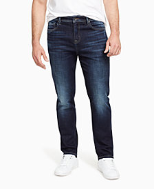 William Rast Men's Titan Athletic Tapered Jeans