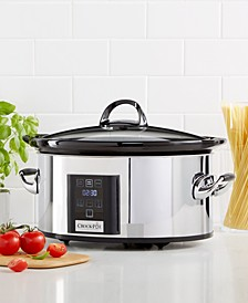 SCVT650-PS Slow Cooker, 6.5 Qt. with Touch Screen Technology