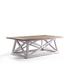 Finley Two-Tone Coffee Table