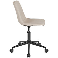 Siena Home And Office Task Chair In Beige Fabric