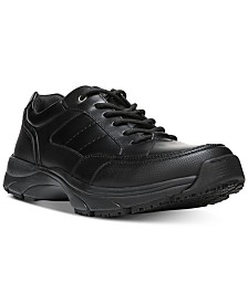Dr.Scholl's Men's Aiden Slip-Resistant Lace-Up Sneakers