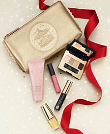 Choose your FREE 6-Pc. gift with any $55 Estée Lauder fragrance purchase