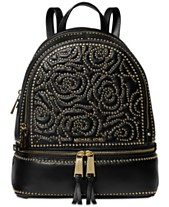 edb925b68b MICHAEL Michael Kors Rhea Zip Studded Backpack