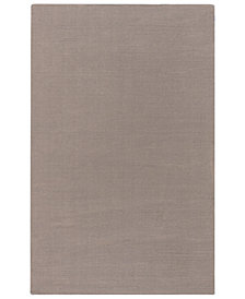 "Surya Mystique M-266 Medium Gray 3'3"" x 5'3"" Area Rug"