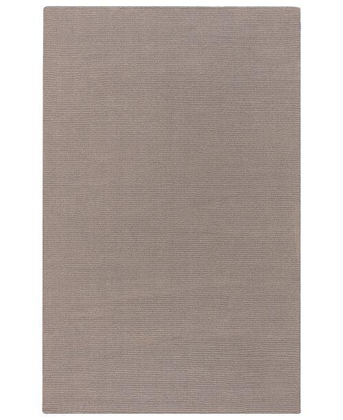 Surya Mystique M-266 Medium Gray 8' x 11' Area Rug