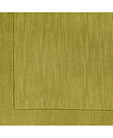 "Surya Mystique M-346 Lime 18"" Square Swatch"