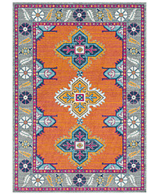 "Surya Harput HAP-1035 Burnt Orange 7'10"" x 10'3"" Area Rug"