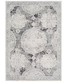 Surya Harput HAP-1041 Light Gray 2' x 3' Area Rug