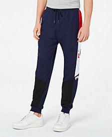 Fila Men's Beckham Colorblocked Wind Pants