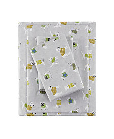 True North by Sleep Philosophy Cozy Flannel Queen Sheet Set