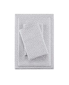 True North by Sleep Philosophy Cozy Flannel King Sheet Set
