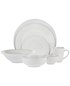 Godinger Republique 42-Pc. Dinnerware Set, Service for 8