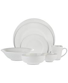 Godinger Republique 42-Pc. Dinnerware Set, Service for 8