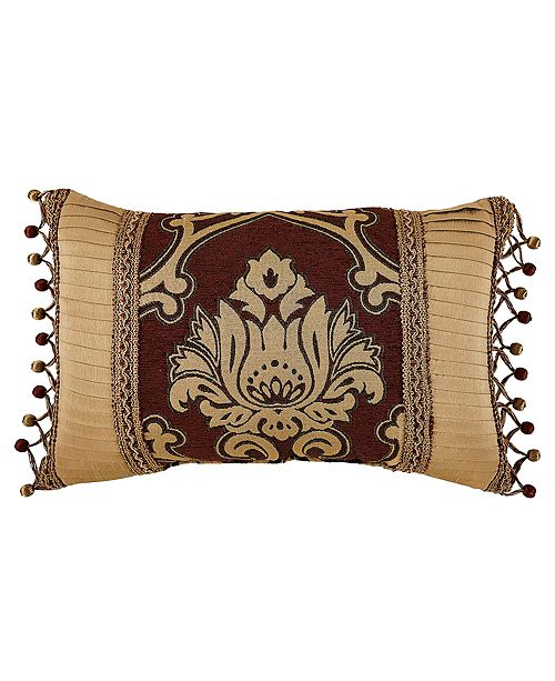 Croscill Gianna Boudoir Pillow 18x12