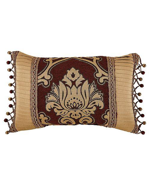 Croscill Gianna Boudoir Pillow 18x12