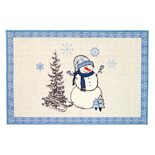 Avanti Let It Snow Rug