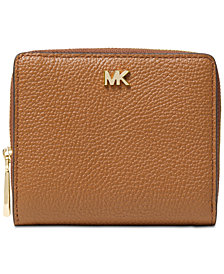 MICHAEL Michael Kors Zip Around Snap Wallet