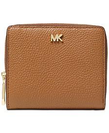 MICHAEL Michael Kors Zip Around Snap Wallet