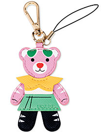Receive a Complimentary Prada Candy Charm inspired by the iconic Prada bears with any large spray purchase from the Prada Candy collection
