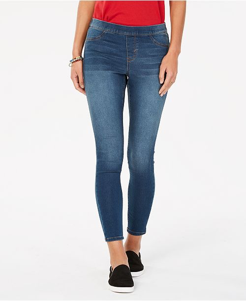 b82b597e4ec2b Style & Co Pull-On Jeggings, Created for Macy's & Reviews - Jeans ...