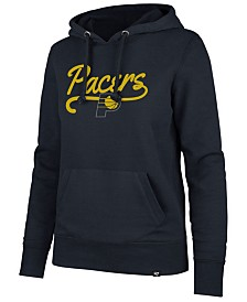 '47 Brand Women's Indiana Pacers Clean Sweep Headline Hoodie