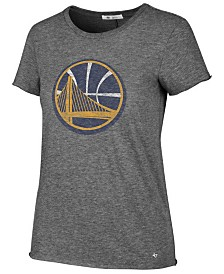 '47 Brand Women's Golden State Warriors Letter T-Shirt