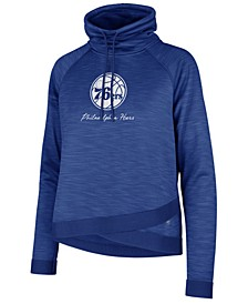 Women's Philadelphia 76ers Commuter Funnelneck Sweatshirt