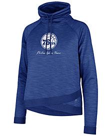 '47 Brand Women's Philadelphia 76ers Commuter Funnelneck Sweatshirt