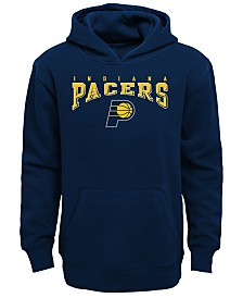 Outerstuff Indiana Pacers Fleece Hoodie, Big Boys (8-20)