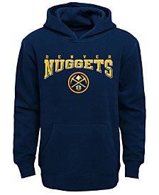 Outerstuff Denver Nuggets Fleece Hoodie, Big Boys (8-20)
