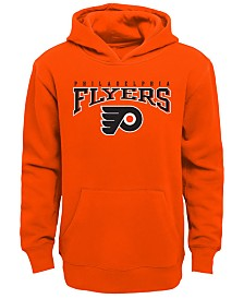 Outerstuff Philadelphia Flyers Fleece Hoodie, Big Boys (8-20)