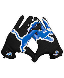 Nike Detroit Lions Fan Gloves