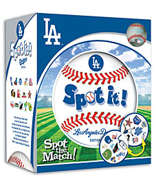 MasterPieces Puzzle Company Los Angeles Dodgers Spot It! Game