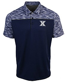 Antigua Men's Xavier Musketeers Final Play Polo