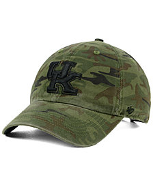 various colors f09a3 b8c54  47 Brand Kentucky Wildcats Regiment CLEAN UP Strapback Cap ·