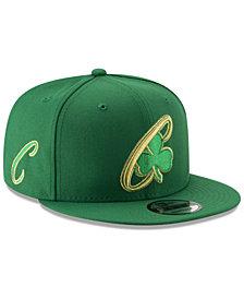 New Era Boston Celtics Mishmash 9FIFTY Snapback Cap