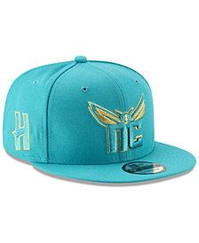 New Era Charlotte Hornets Mishmash 9FIFTY Snapback Cap