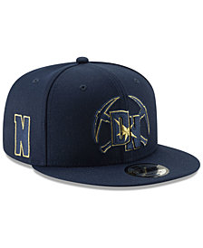 New Era Denver Nuggets Mishmash 9FIFTY Snapback Cap