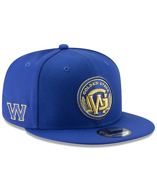 New Era Golden State Warriors Mishmash 9FIFTY Snapback Cap