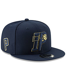 New Era Indiana Pacers Mishmash 9FIFTY Snapback Cap