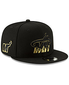New Era Miami Heat Mishmash 9FIFTY Snapback Cap