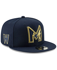 New Era Minnesota Timberwolves Mishmash 9FIFTY Snapback Cap