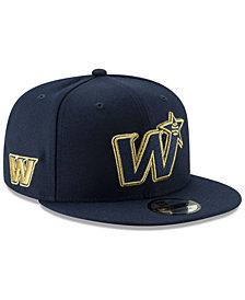 New Era Washington Wizards Mishmash 9FIFTY Snapback Cap