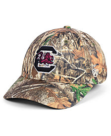 Top of the World South Carolina Gamecocks Berma Camo Flex Fitted Cap