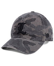 Top of the World Louisville Cardinals Woodland Knight Strapback Cap