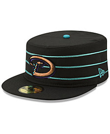 New Era Arizona Diamondbacks Pillbox 59FIFTY-FITTED Cap