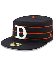 New Era Detroit Tigers Pillbox 59FIFTY-FITTED Cap